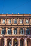 Casa Rosada budynek w Buenos Aires, Argentyna. Zdjęcie Royalty Free