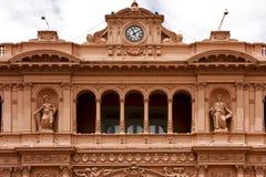 Casa rosada buenos aires Royalty Free Stock Images