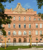 Casa Rosada in Buenos Aires Royalty Free Stock Photos