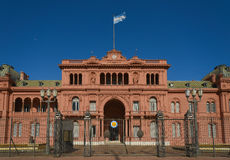 Casa Rosada Stock Photos