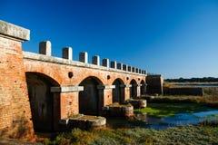 Casa Rossa Ximenes in Tuscany, Italy Stock Photography
