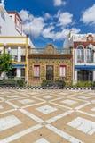 Casa RossellÃ-³ oder Casa Don Justo lizenzfreie stockbilder