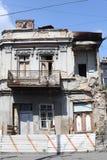 Casa rotta Immagini Stock