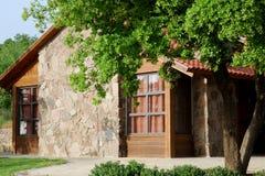 Casa rural Fotografía de archivo libre de regalías