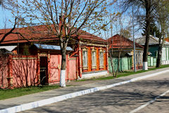 Casa rural Fotografia de Stock