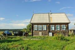 A casa rural Imagens de Stock Royalty Free