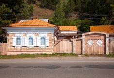 Casa rural foto de archivo