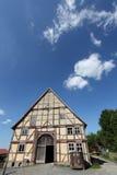 Casa rural alemão imagem de stock