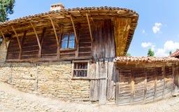 Casa rural en Jeravna, Bulgaria imágenes de archivo libres de regalías