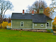 Casa rurale Fotografie Stock Libere da Diritti