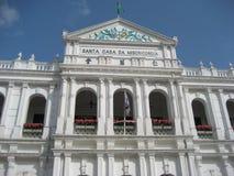 Casa santamente de Macau da mercê fotos de stock royalty free