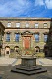 Casa señorial de la mansión en el parque del lyme en Stockport, Reino Unido Imagenes de archivo