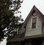 A casa sem a porta Fotografia de Stock