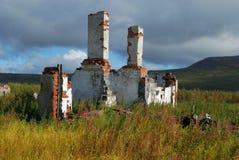 A casa sem-vida Imagens de Stock Royalty Free