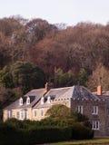 Casa senhorial da propriedade de Penrose Fotos de Stock Royalty Free