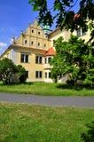 Casa senhorial Doksy Imagem de Stock