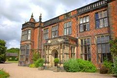 Casa signorile in Cheshire, Inghilterra Fotografia Stock