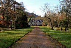 Casa signorile in Dorset fotografia stock libera da diritti