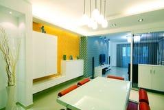 Casa simples e limpa Foto de Stock Royalty Free