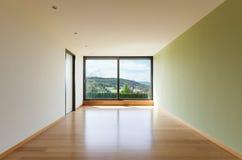 Casa, sitio con la ventana Imágenes de archivo libres de regalías