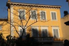 Casa soñolienta, Florencia, Italia Imagenes de archivo