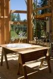 Casa sob a construção Imagem de Stock Royalty Free