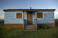 Casa solitaria Fotos de archivo