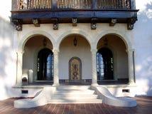 Casa spagnola Immagini Stock