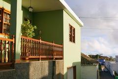 Casa in Spanje Stock Foto's