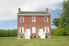 Casa storica Fotografia Stock Libera da Diritti