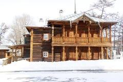 Casa storica Immagine Stock
