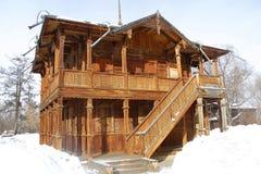 Casa storica Immagini Stock