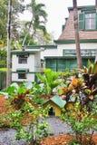 Casa storica dei €™s di Ernst Hemingwayâ fotografie stock