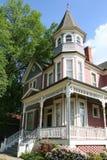 Casa storica del Victorian Fotografie Stock Libere da Diritti