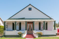 Casa storica in Humansdorp Immagini Stock