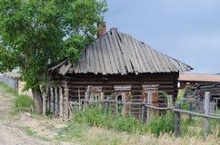 Casa Subida-para arriba Imagen de archivo