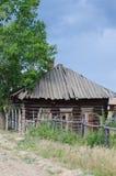 Casa Subida-para arriba Imagen de archivo libre de regalías