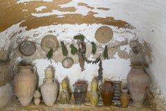 Casa subterráneo Fotografía de archivo libre de regalías