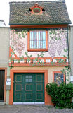 Casa suiza agradable 6 imágenes de archivo libres de regalías