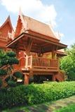 Casa tailandesa Imágenes de archivo libres de regalías