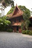 Casa tailandesa. Fotos de archivo