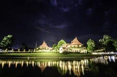 Casa tailandesa Imagens de Stock