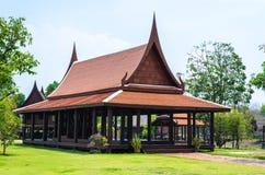 Casa tailandesa Fotos de archivo