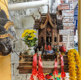 Casa tailandesa del alcohol Fotografía de archivo