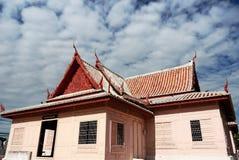 Casa tailandesa do estilo Imagem de Stock Royalty Free