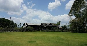 A casa tailandesa na inspiração Fotografia de Stock