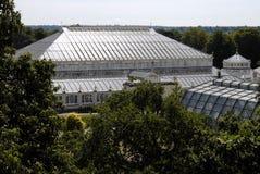 Casa temperada de Kew Imagem de Stock Royalty Free