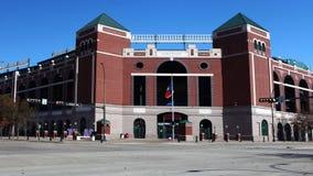 Casa a Texas Rangers, parque da vida do globo em Arlington foto de stock royalty free