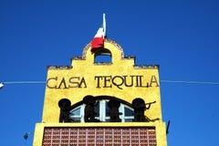 Casa tquila Stock Image