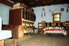 Casa tradicional imagen de archivo